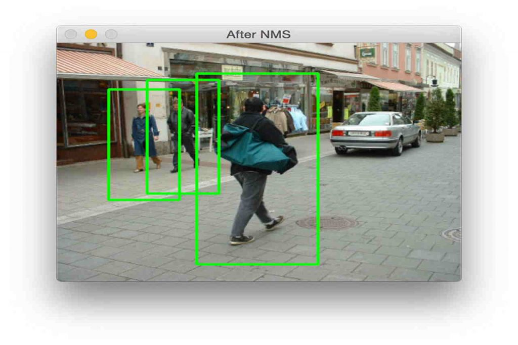 figure detection